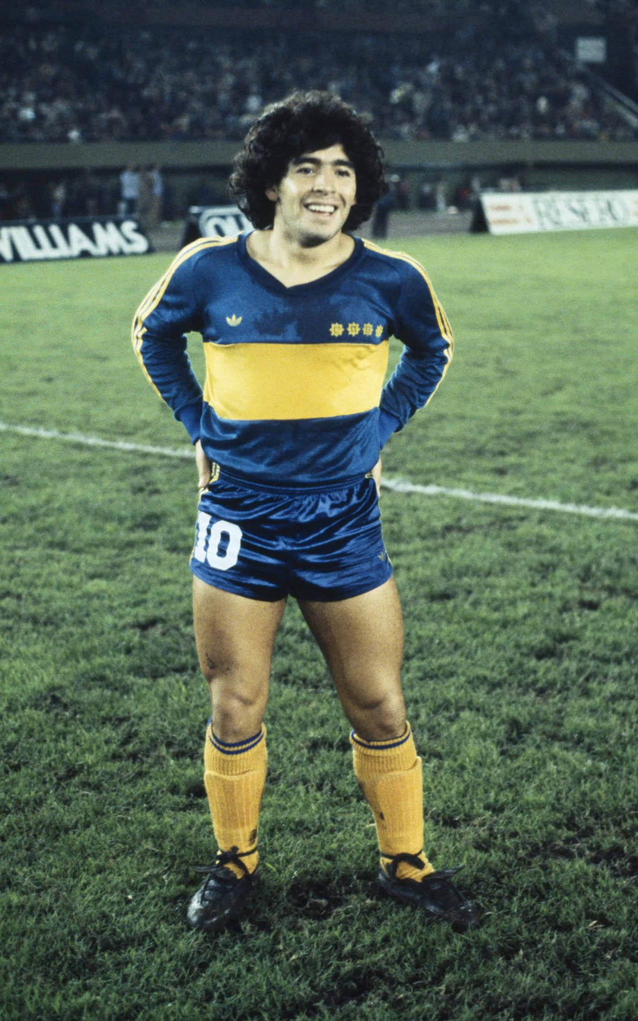 Boca Jrs 1981