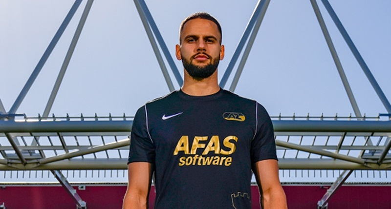 Camisa especial do AZ Alkmaar 2021 Nike