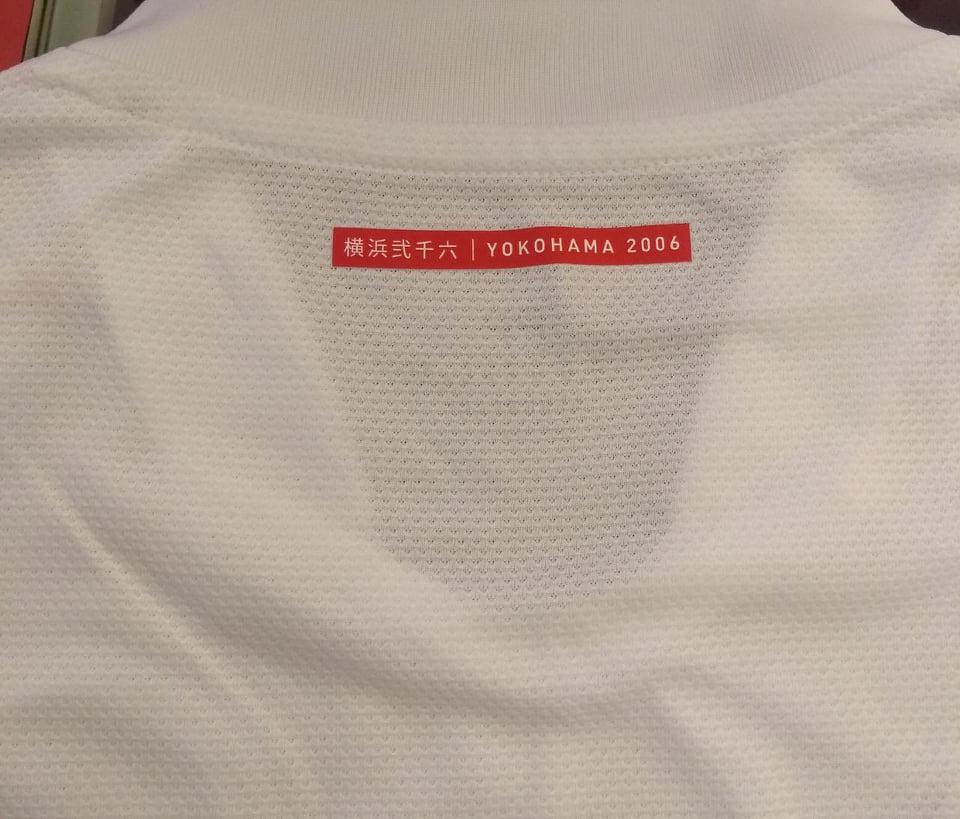 Camisa reserva do Internacional fará homenagem ao Mundial 2006