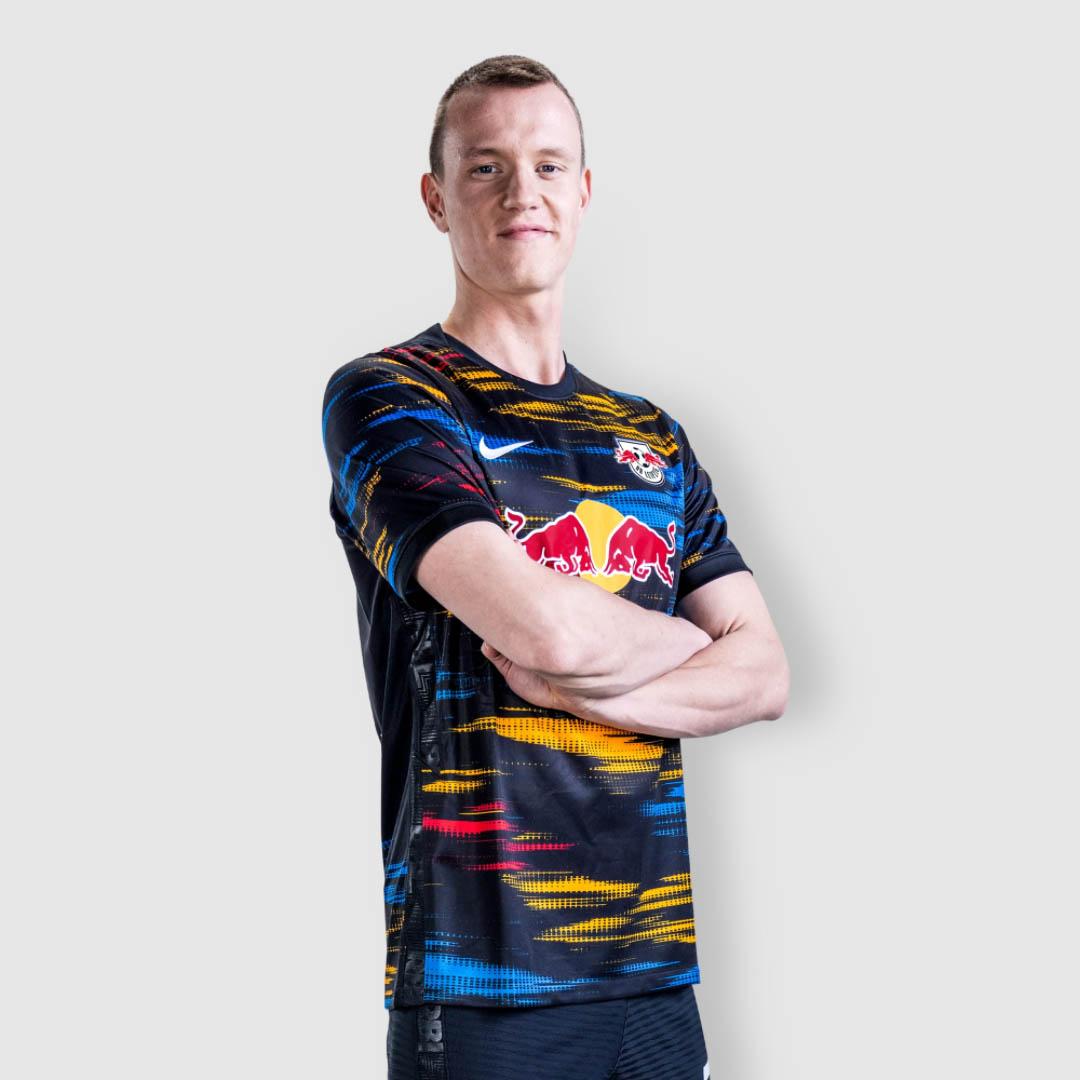 Camisa reserva do RB Leipzig 2021-2022 Nike Reserva