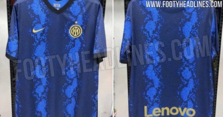 Camisas da Inter de Milão 2021-2022 Nike