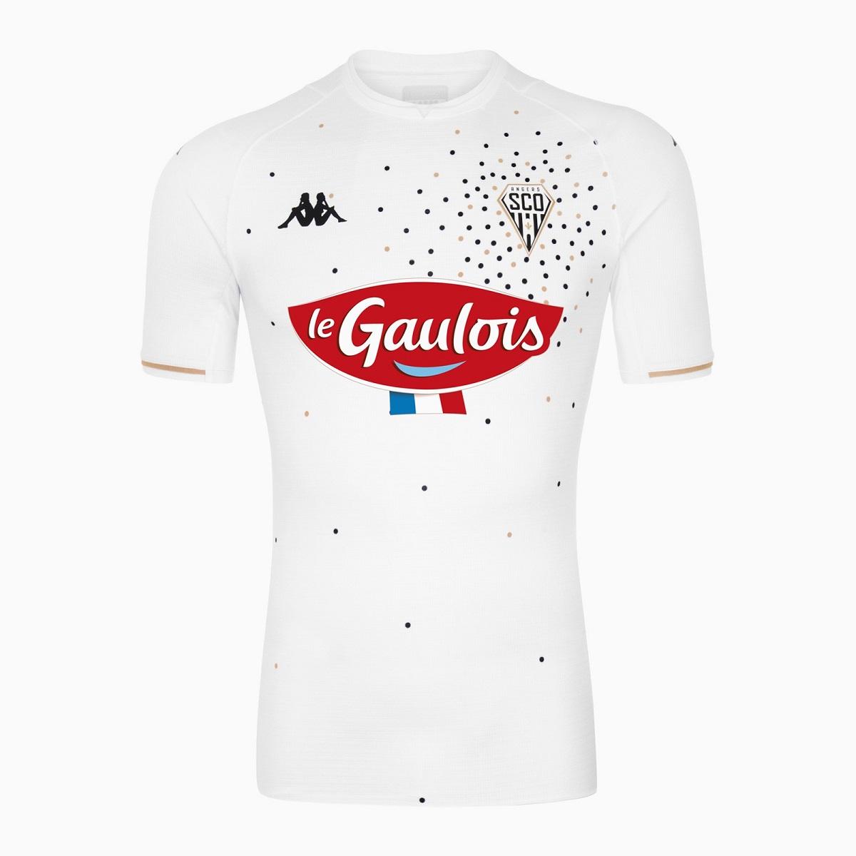 Camisas do Angers SCO 2021-2022 Kappa