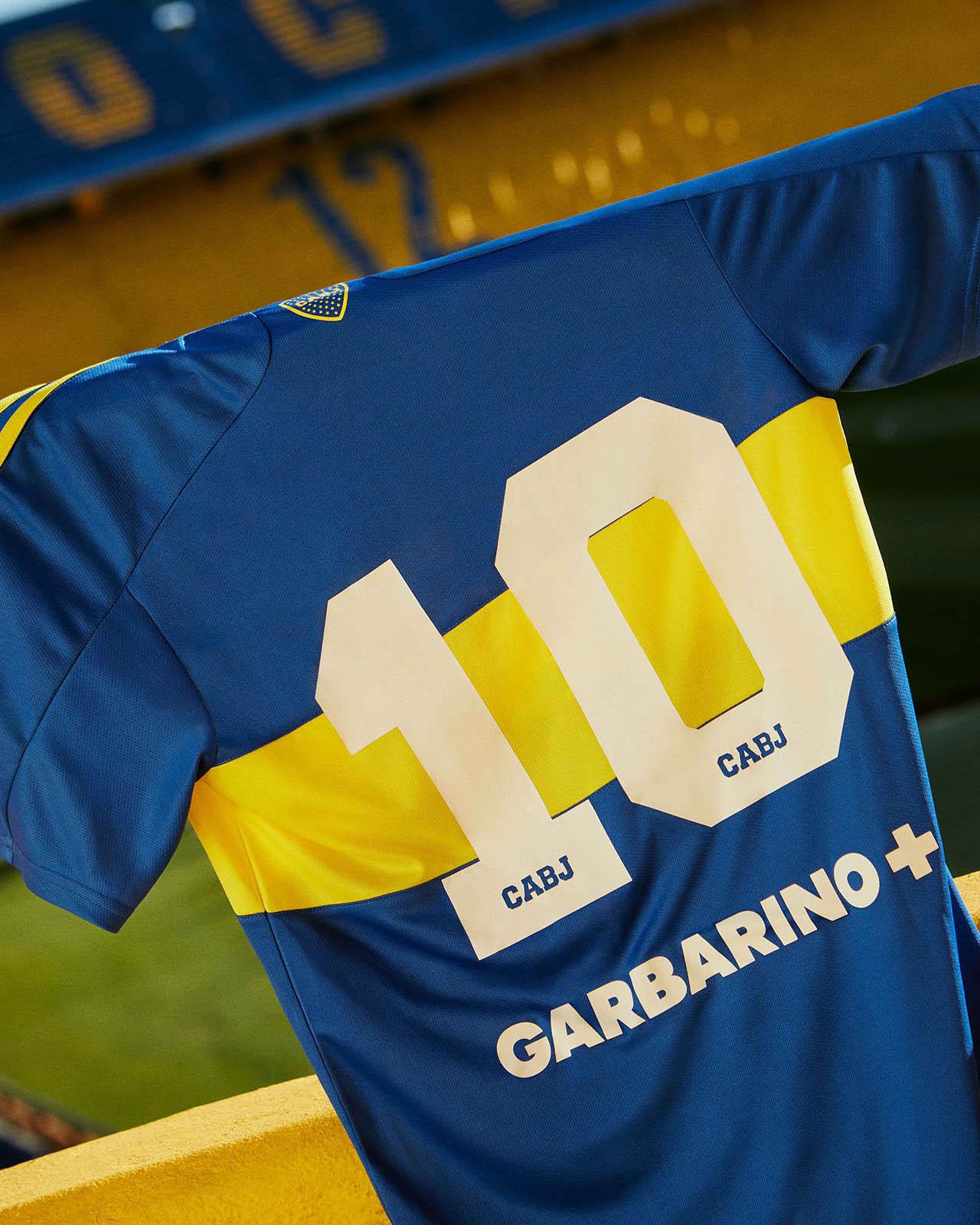 Camisas do Boca Juniors 2021-2022