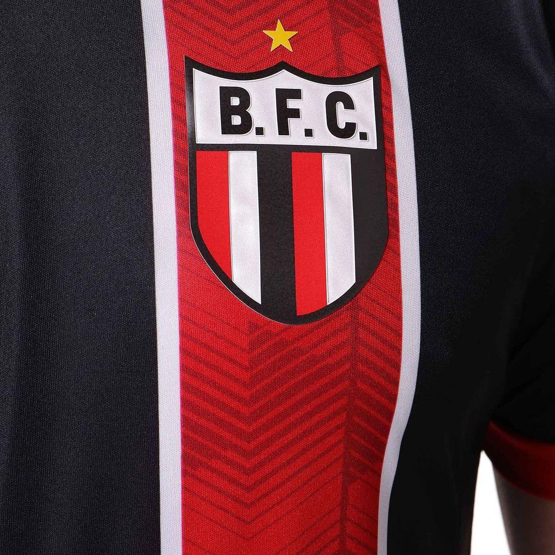 Camisas do Botafogo-SP 2021 Volt Sport