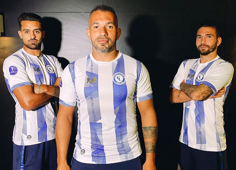 Camisas do Cerro Largo 2021 Matgeor