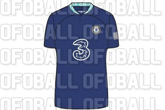 Camisas do Chelsea FC 2022-2023 Nike