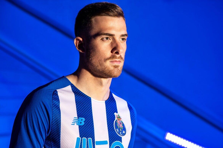 Camisas do FC Porto 2021-2022 New Balance