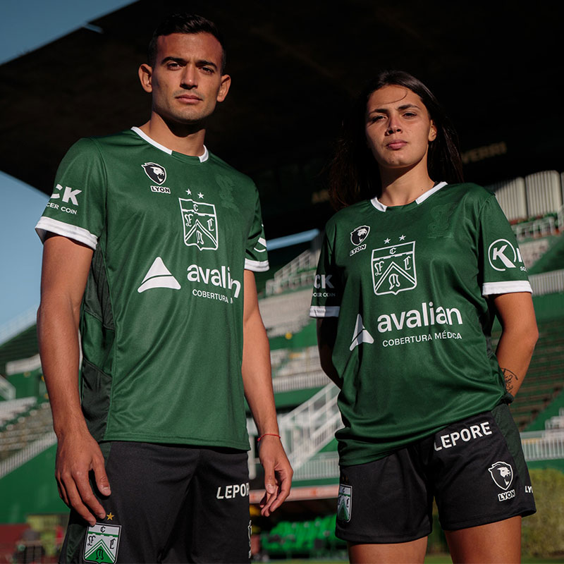 Camisas do Ferro Carril 2021 Sport Lyon