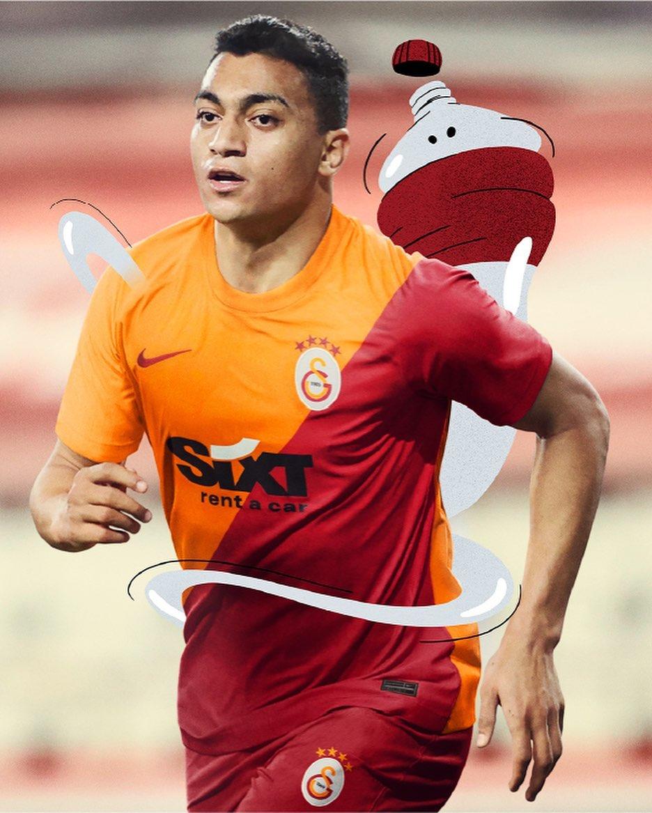 Camisas do Galatasaray 2021-2022 Nike