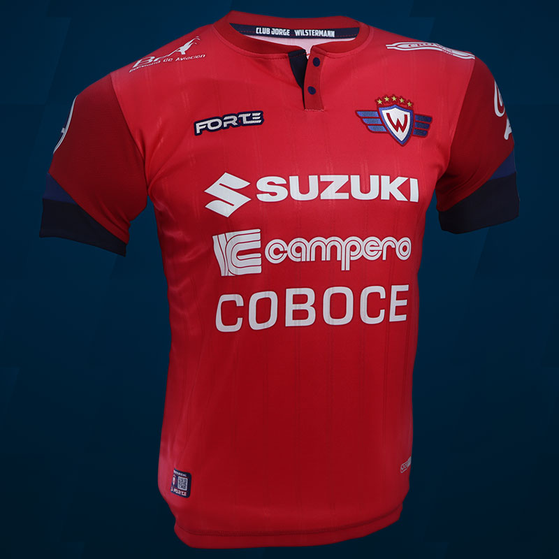Camisas do Jorge Wilstermann 2021 Forte