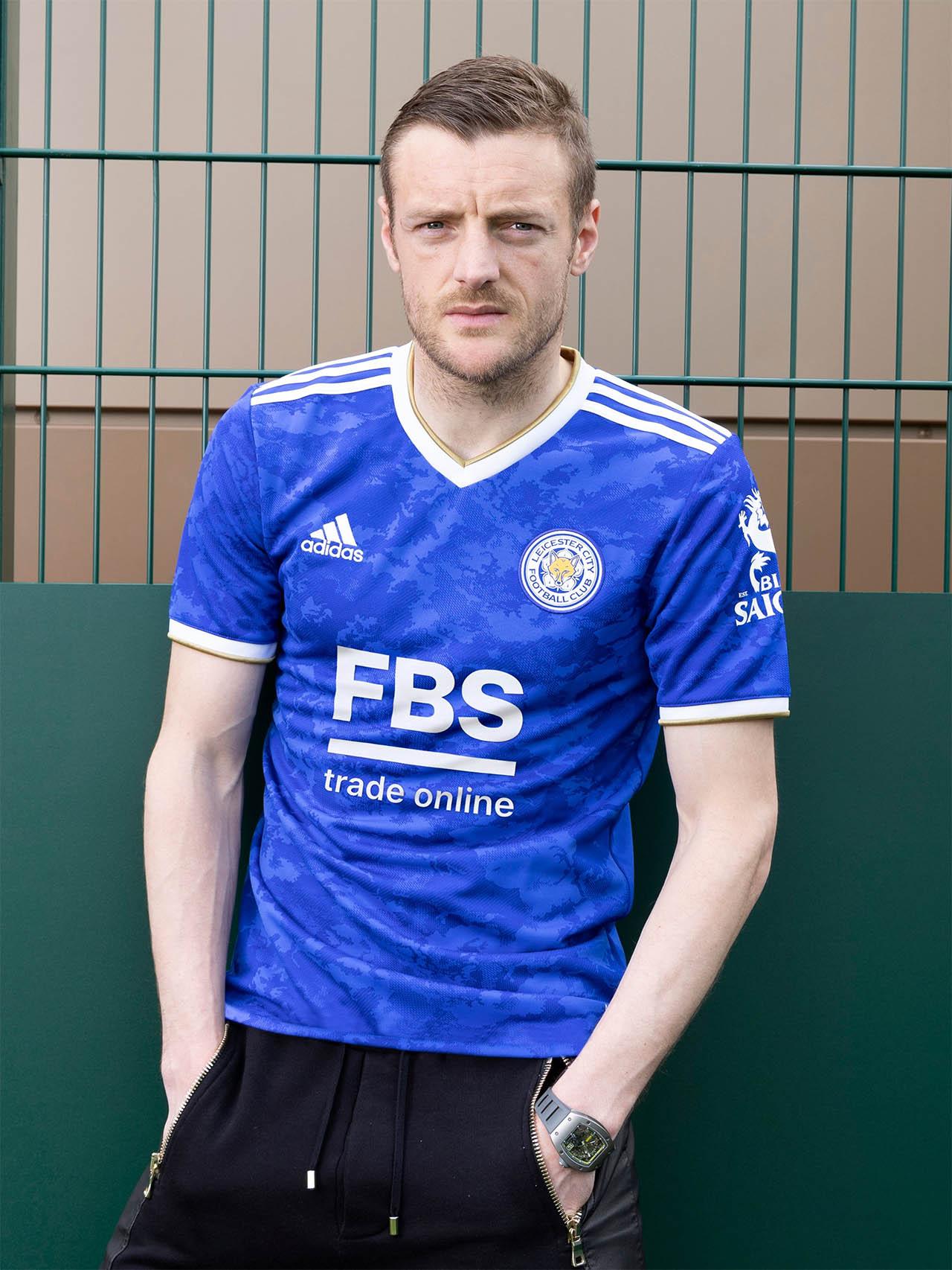 Camisas do Leicester City 2021-2022 Adidas
