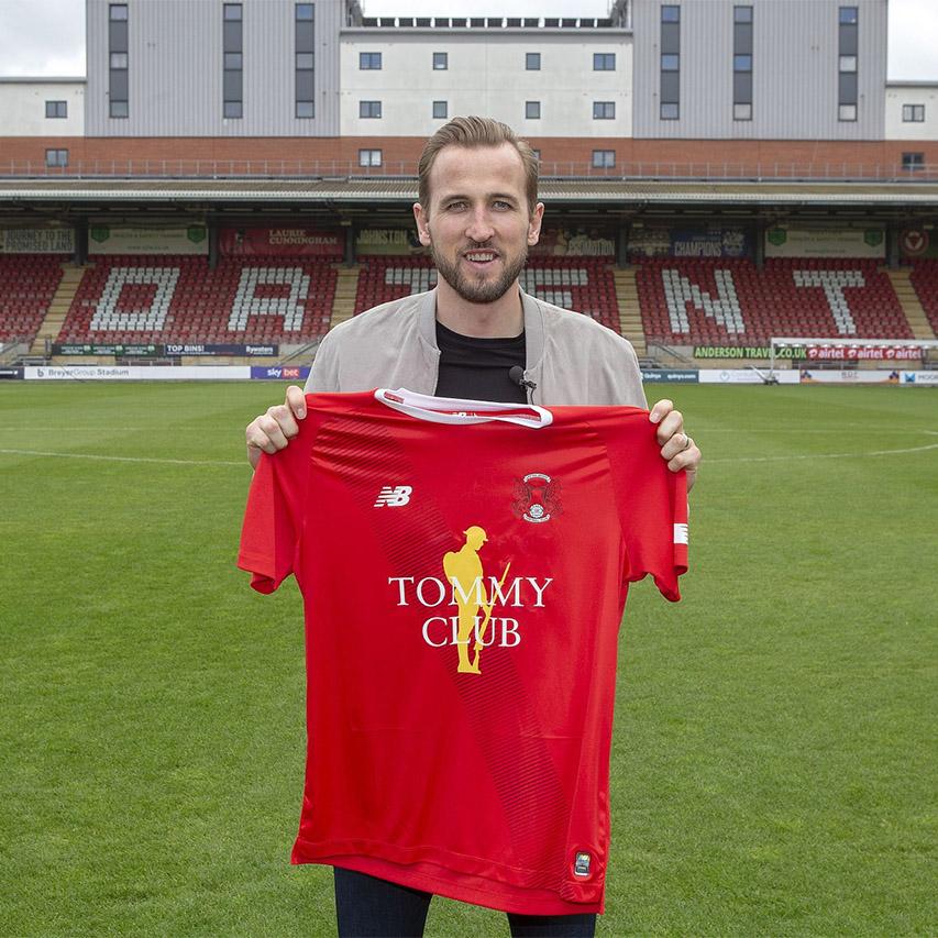 Camisas do Leyton Orient 2021-2022 New Balance