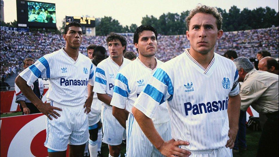 Camisas do Olympique de Marseille 2021-2022 PUMA