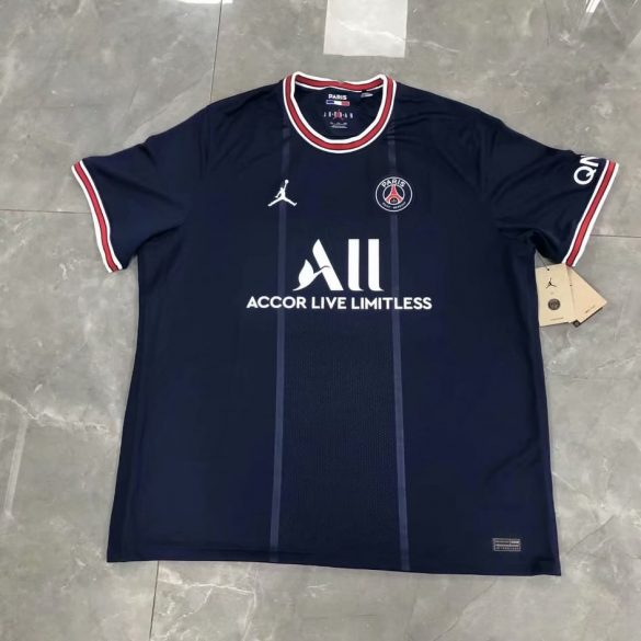Camisas do PSG 2021 2022 Jordan 1
