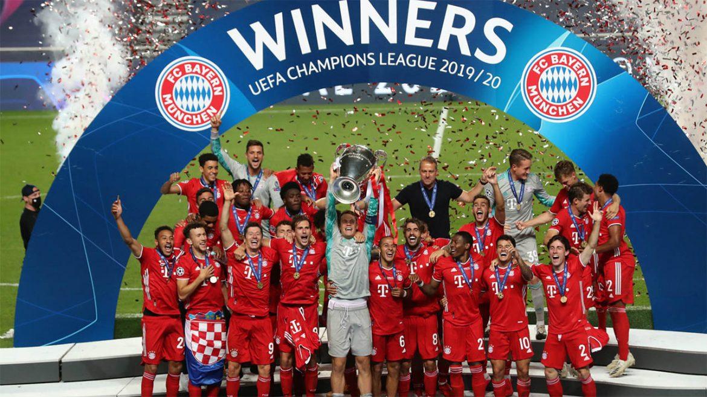 Campeões da Champions League