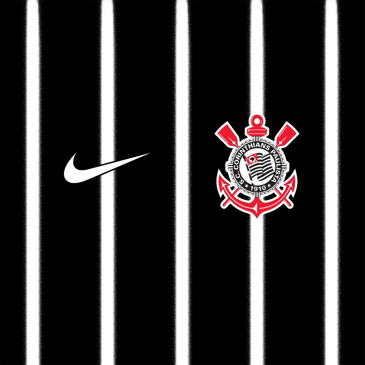Corinthians 2021-2022 Nike b