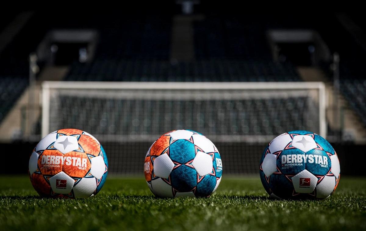 Derbystar Brilliant APS Bola da Bundesliga 2021-2022