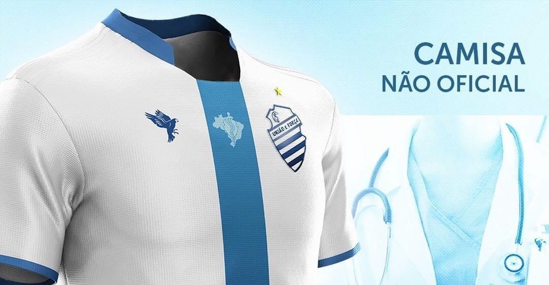 Leitor MDF Camisa especial do CSA 2021 Azulão (Tom Carvalho)