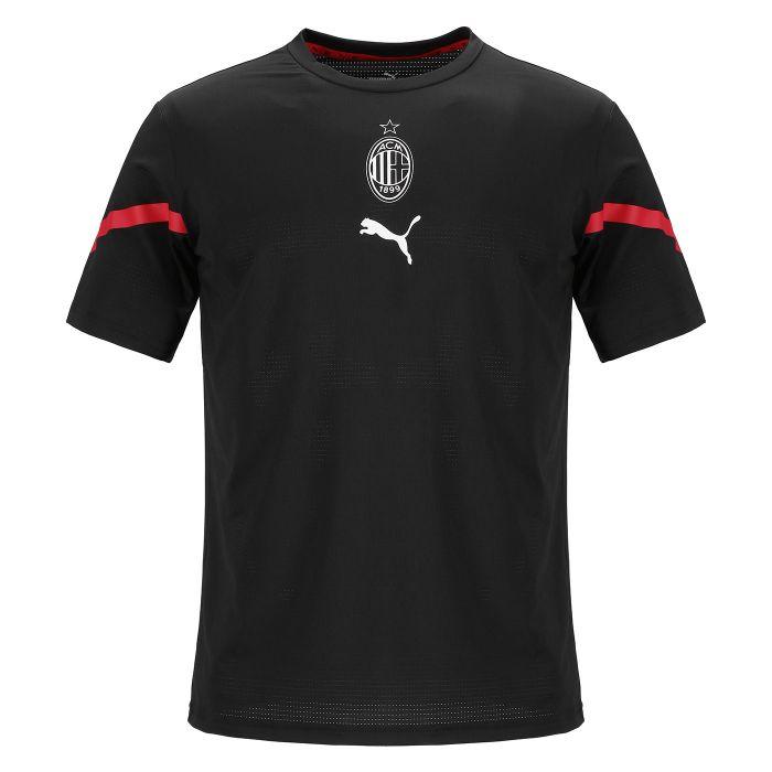 Coleção de treino e casual do AC Milan 2021-2022 PUMA
