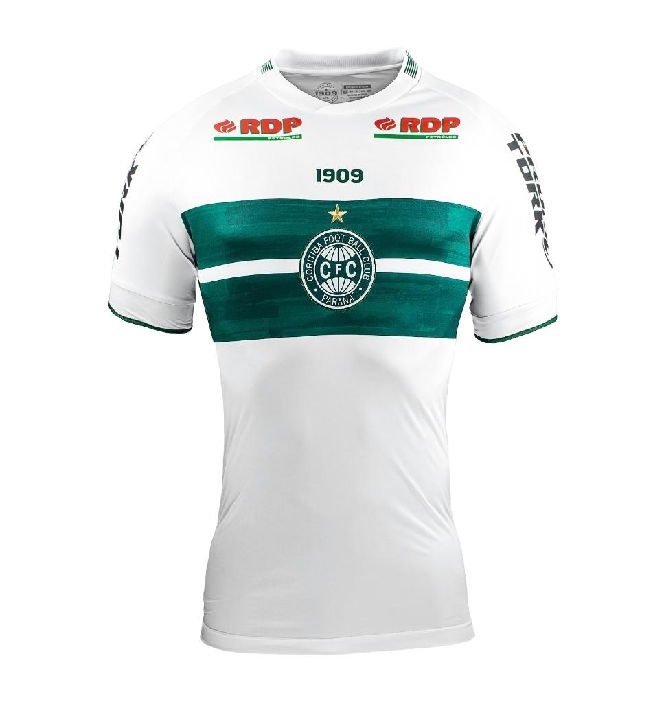 Camisas do Coritiba 2021-2022 1909