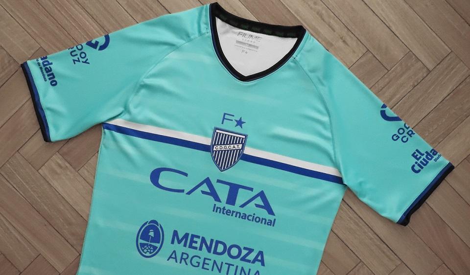 Terceira camisa do Godoy Cruz 2021 Fiume Sport