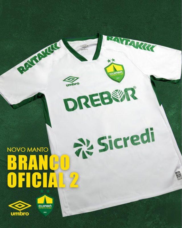 Camisas Cuiabá EC 2021