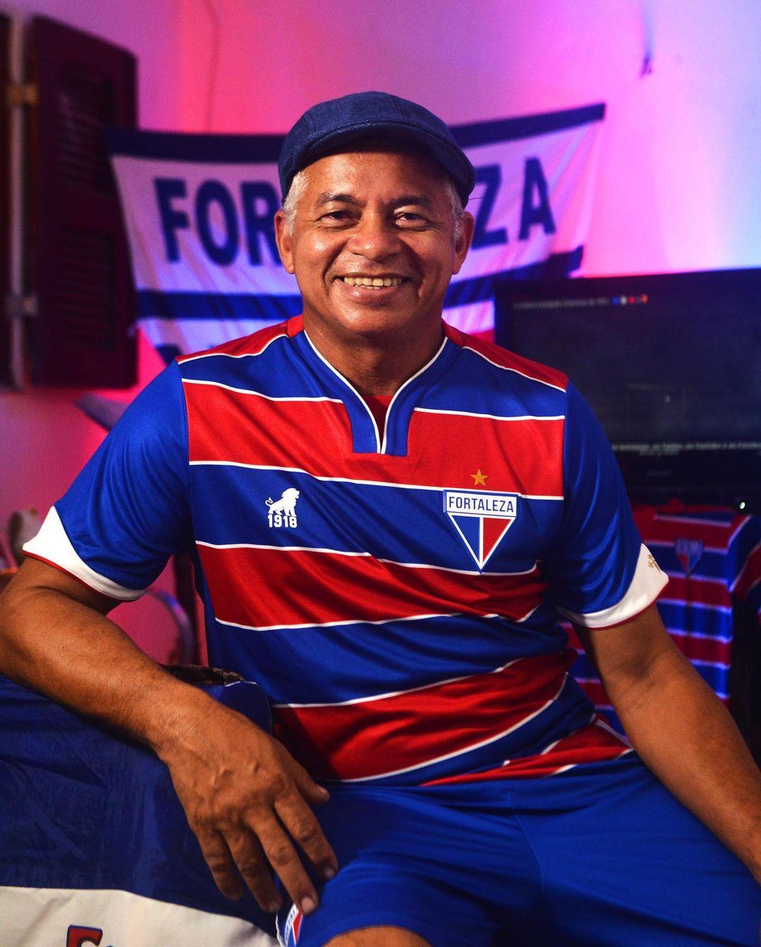 Camisas do Fortaleza EC 2021-2022 Leão1918