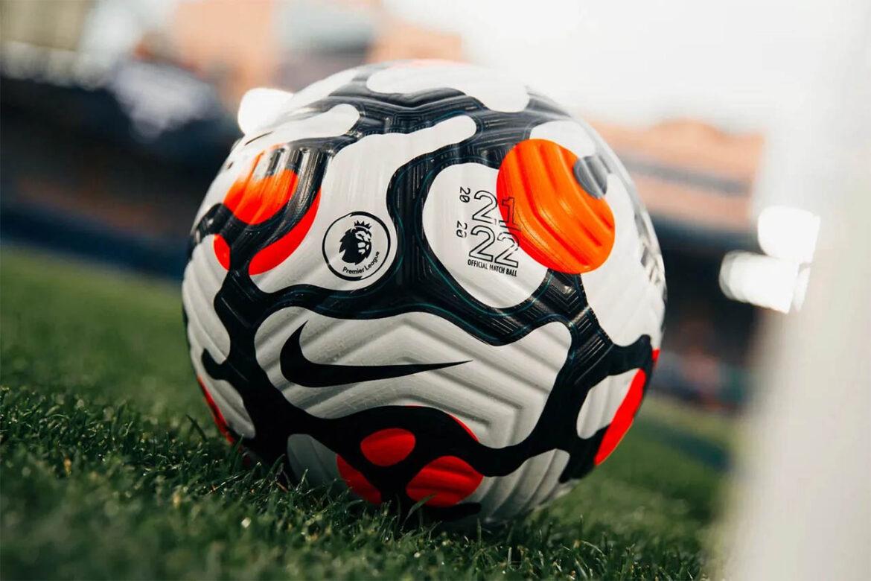 Bola da Premier League 2021-2022 Nike Flight 4