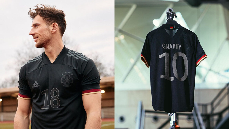 Camisa Alemanha Blackout kit a