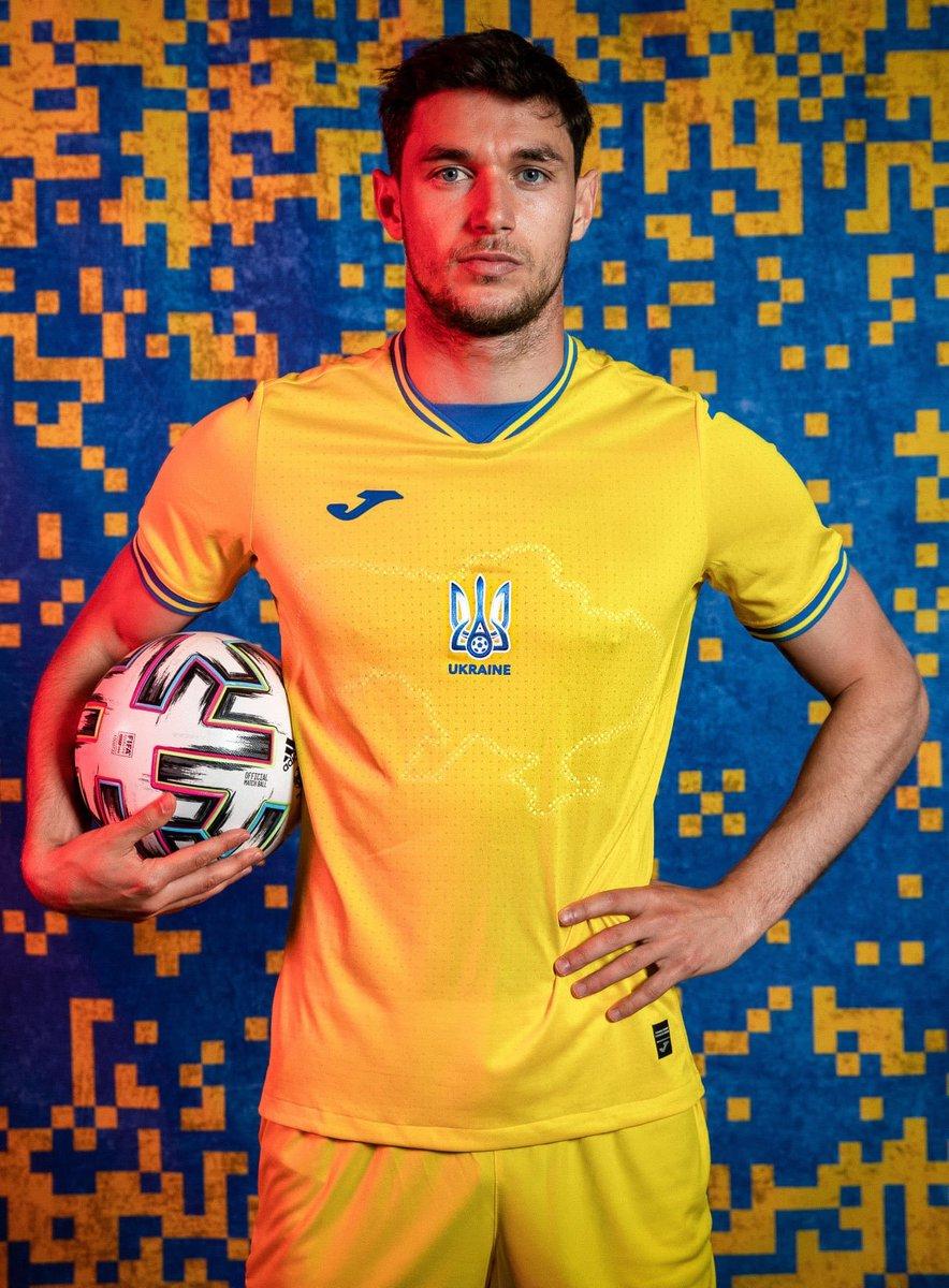 Camisas da Ucrânia 2021-2022 JOMA