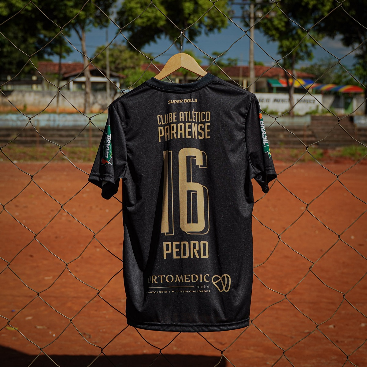 Camisas do Atlético Paraense 2021-2022 Super Bolla