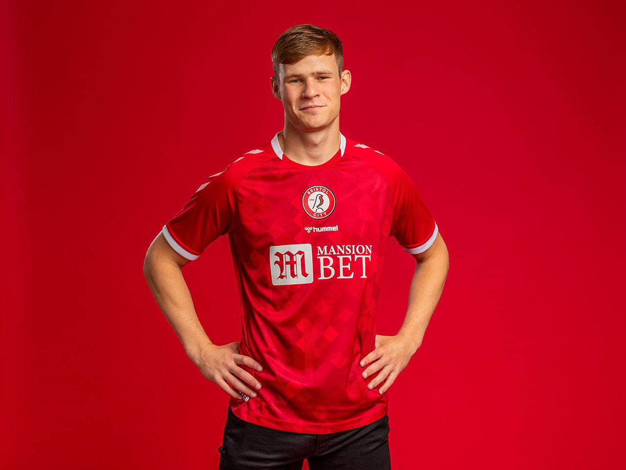 Camisas do Bristol City 2021-2022 Hummel