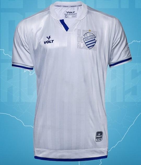 Camisas do CSA 2021 Volt Sport