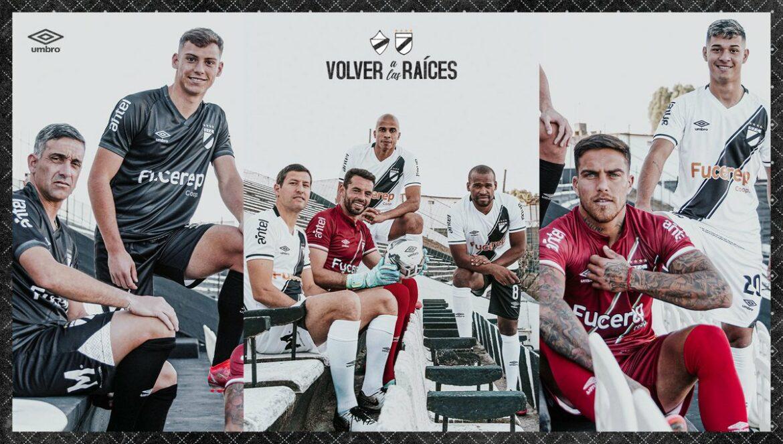 Camisas do Danubio 2021-2022 Umbro