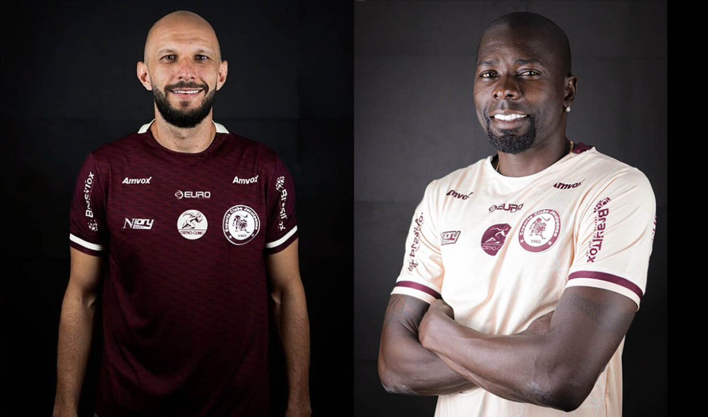 Camisas do EC Jacuipense 2021 Niory Sports a