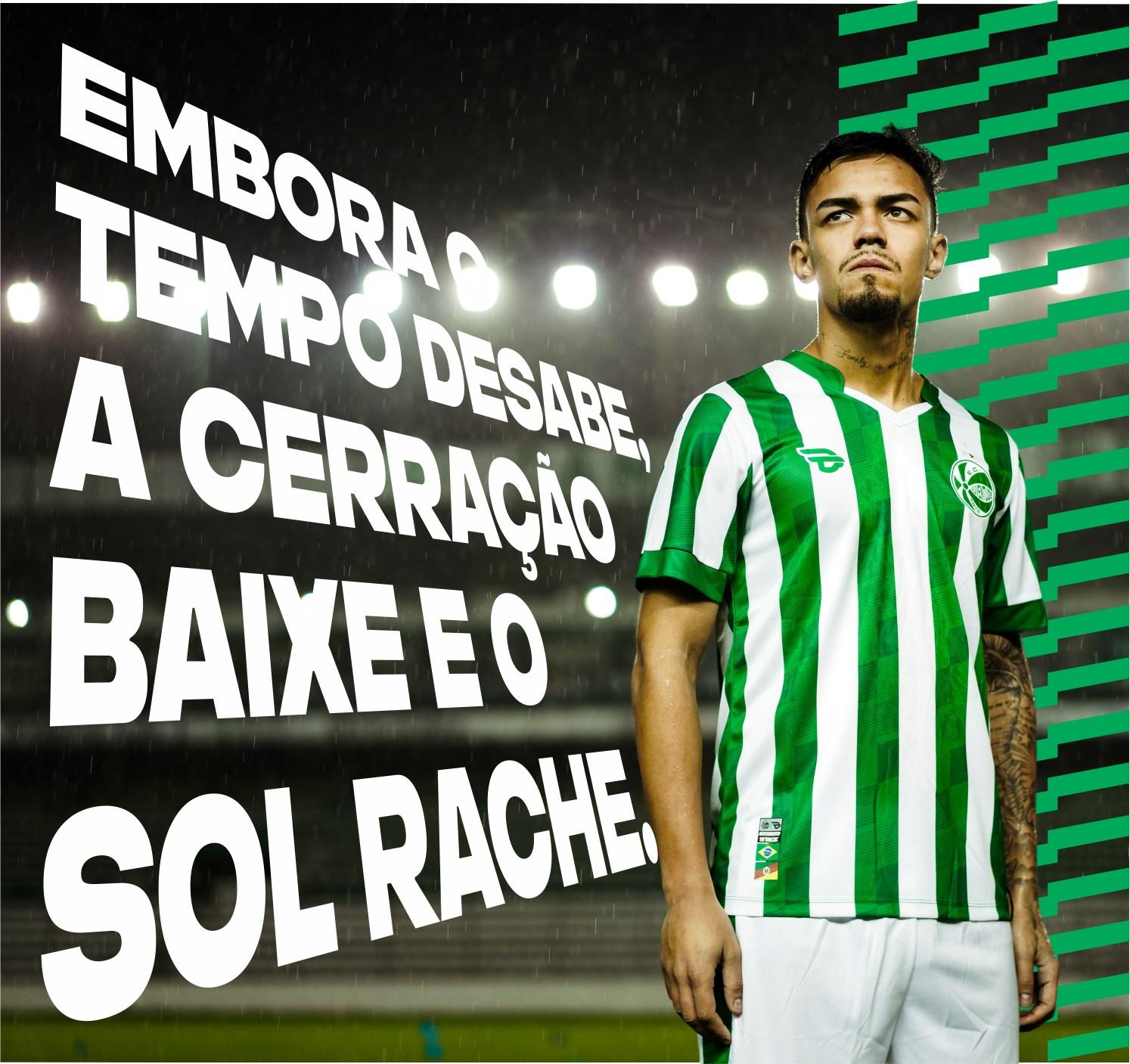 Camisas do EC Juventude 2021-2022 19Treze