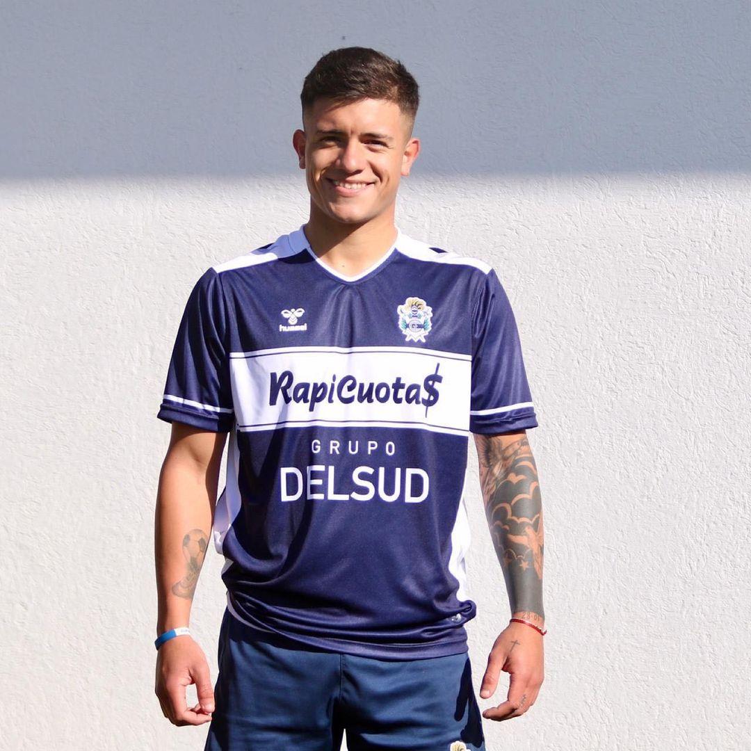 Camisas do Gimnasia La Plata 2021-2022 Hummel