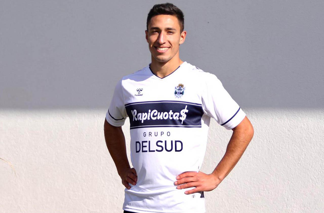 Camisas do Gimnasia y Esgrima La Plata 2021-2022 Hummel 1