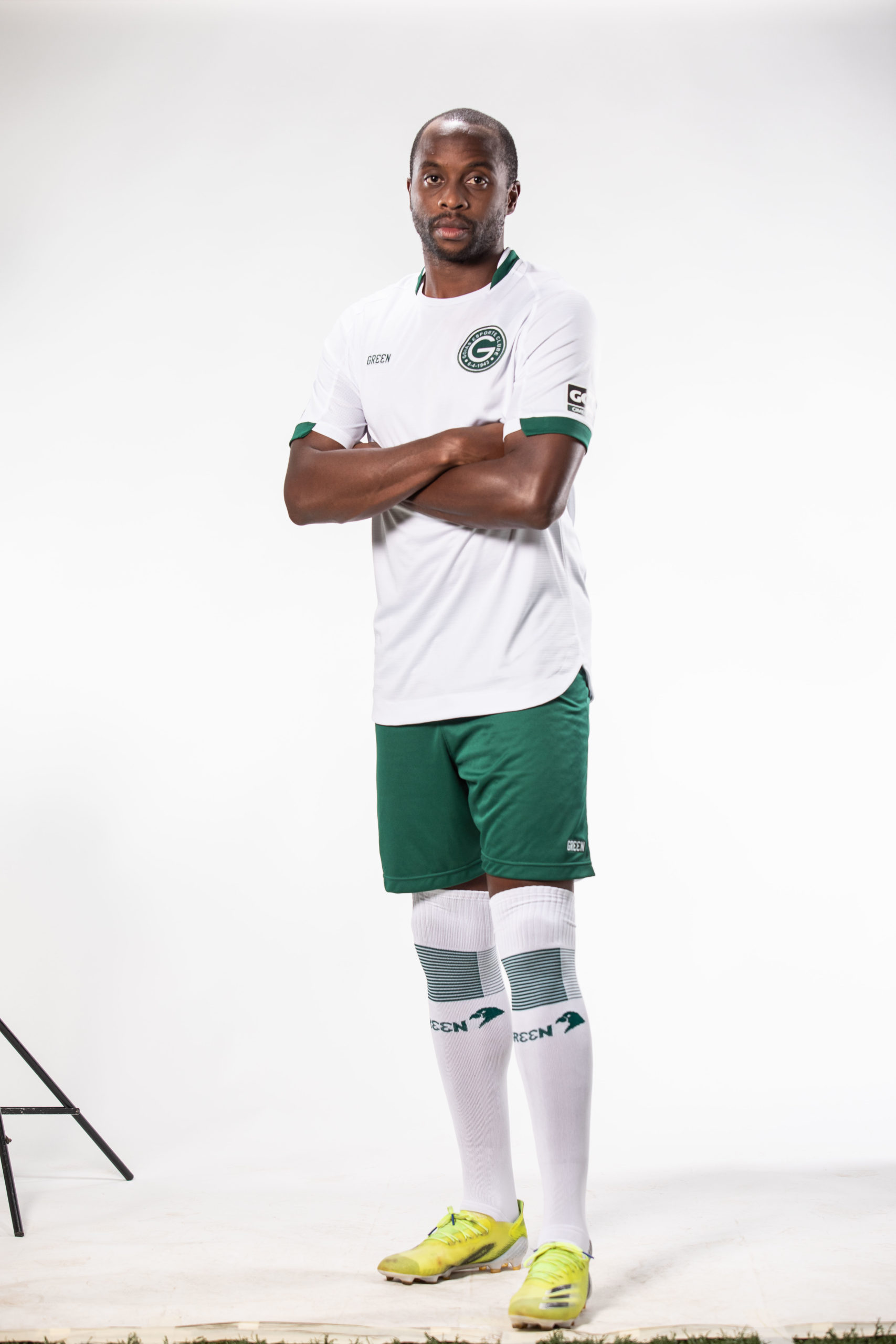 Camisas do Goiás EC 2021-2022 Green Away