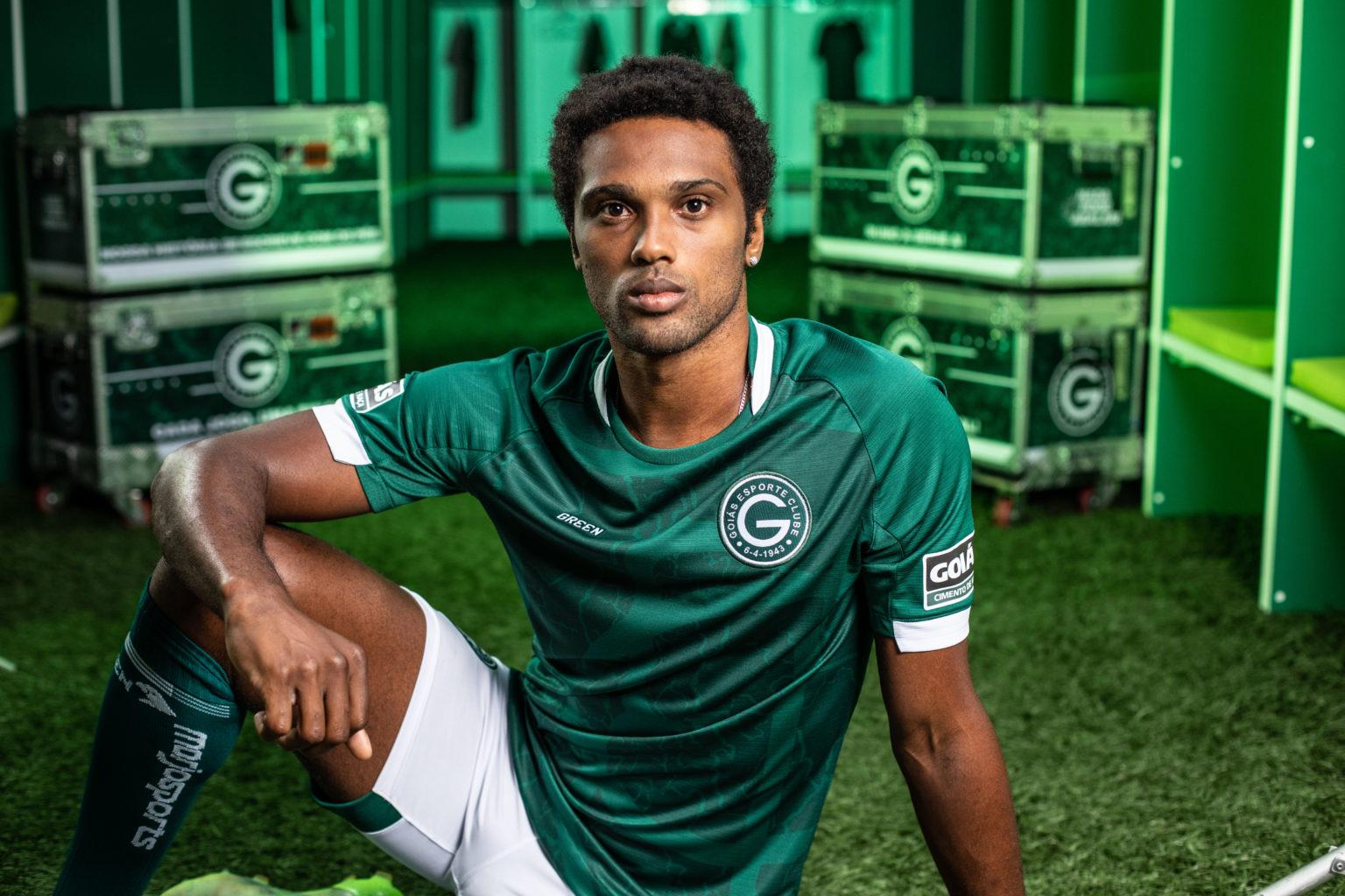 Camisas do Goiás EC 2021-2022 Green Home