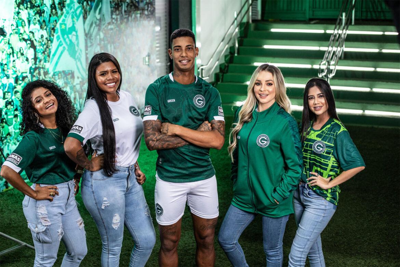 Camisas do Goiás EC 2021-2022 Green a