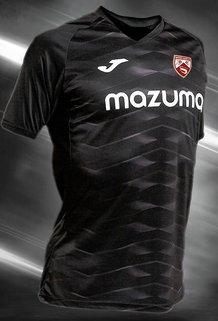 Camisas do Morecambe FC 2021-2022 Joma