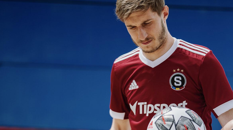 Camisas do Sparta Praga 2021-2022 Adidas