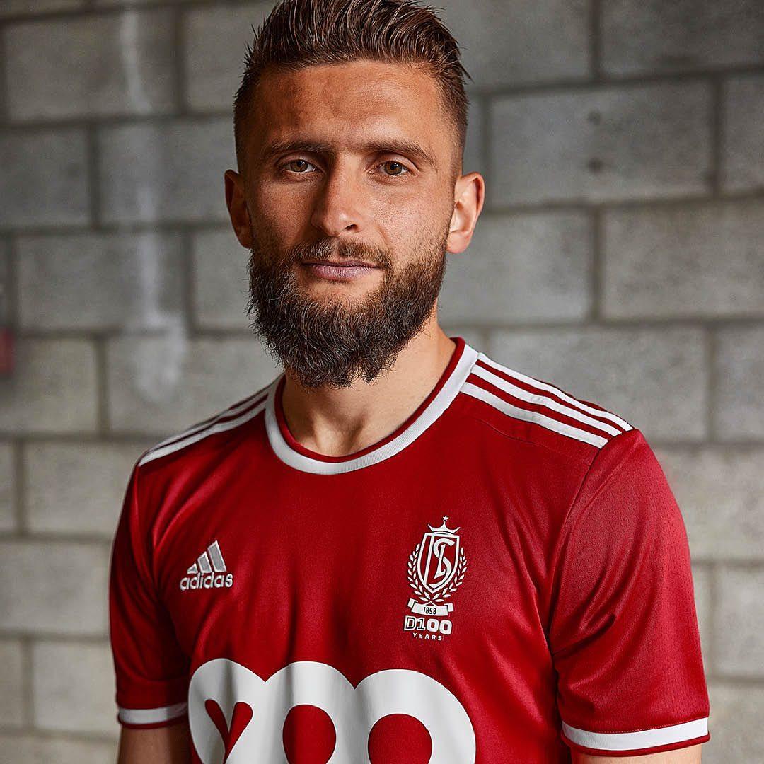 Camisas do Standard Liège 2021-2022 Adidas