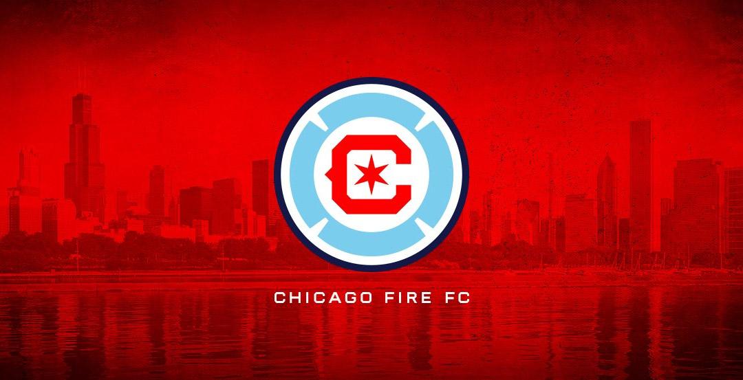 Chicago Fire novo escudo a