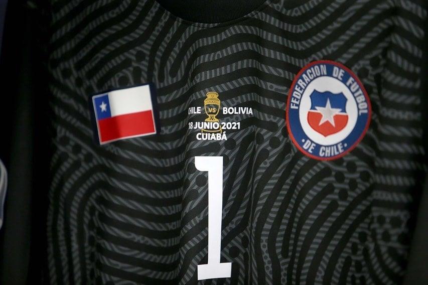 Chile Bolivia Nike Tampado