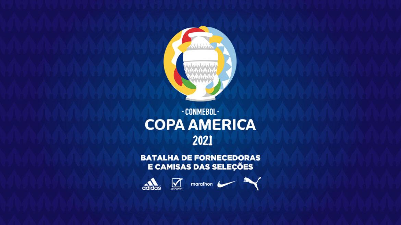 Fornecedoras COPA AMÉRICA 2021 a