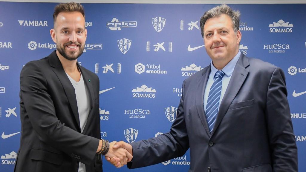 Huesca anuncia Nike como nova fornecedora
