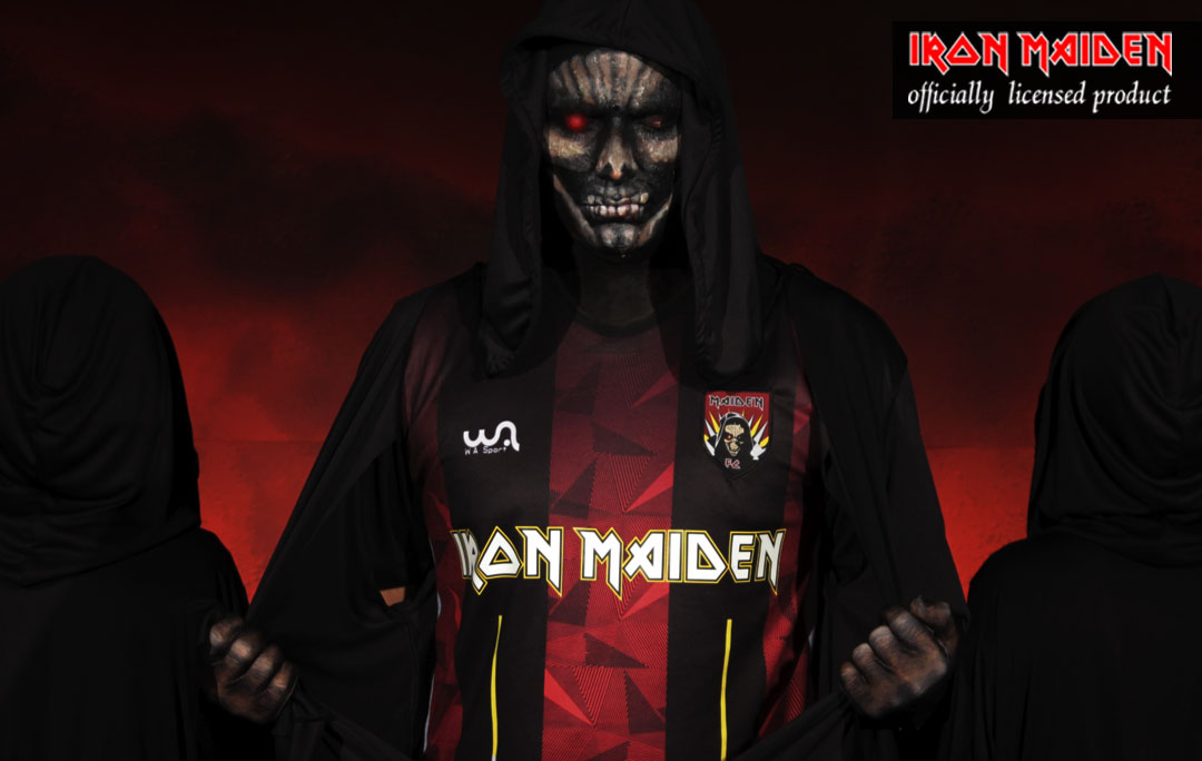Iron Maiden Dance of Death WA Sport a