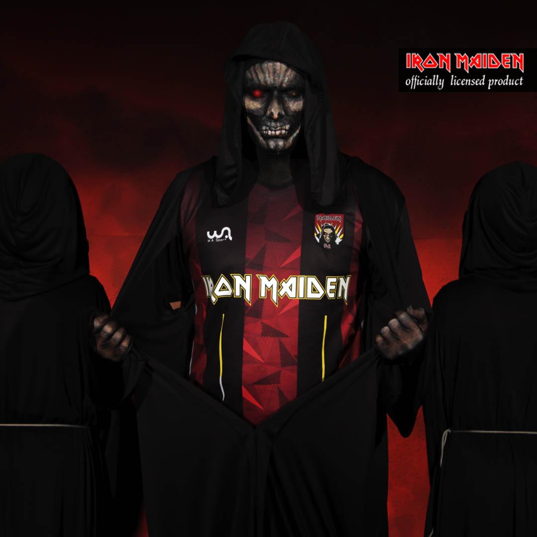 Iron Maiden Dance of Death WA Sport